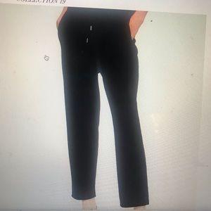 Zara drawstring trouser